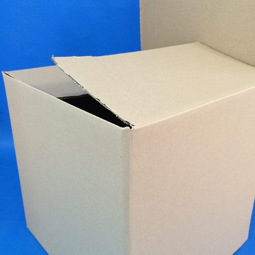 Kartondoboz 400x400x400 mm 3 rétegű (papírdoboz)