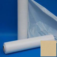 Sztreccsfólia, stretchfólia kézi 500mm/20my/300m fehér