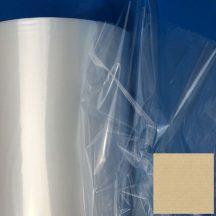Finomzsugor fólia 450mm/25my féltömlő