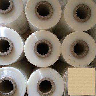 Sztreccsfólia, nyújtható fólia gépi 500mm/23my (260%)