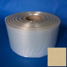 Tömlő 130mm/40my LDPE