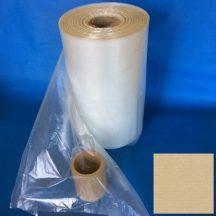 Fóliatömlő 410mm/40my LDPE