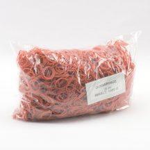 Gumigyűrű 20/1 mm piros (gumi) 1kg