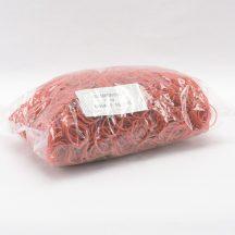Gumigyűrű 50/1 mm piros (gumi) 1kg