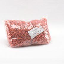 Gumigyűrű 40/1 mm piros (gumi) 1kg