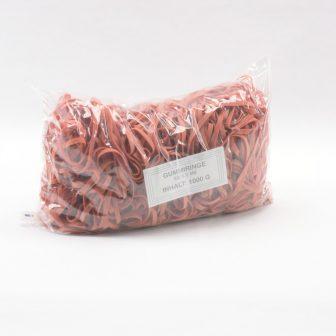 Gumigyűrű 60/5 mm piros (gumi) 1kg