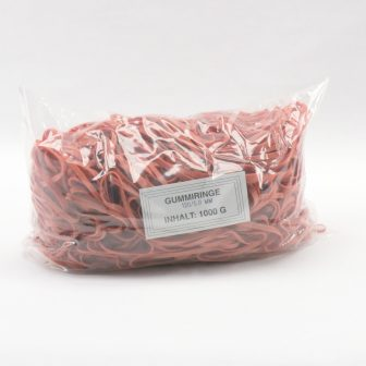 Gumigyűrű 120/5 mm piros cca. 280 db/kg