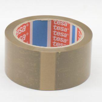 adhesive tape 48mm/66m TESA 4089 brown