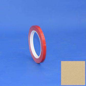 Rag.szalag TESA 4104 9mm/66m piros PVC/NK/67my csomagolásra RENDELÉSRE