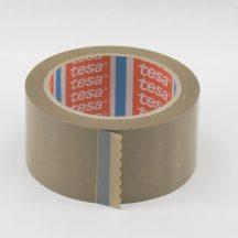 Ragasztószalag 50mm/66m TESA 4120 barna PVC term.gumi 49my