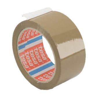 Rag.szalag TESA 4280 48mm/66m barna BOPP/HM/Szi/42my csomagolásra