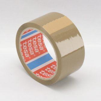 Ragasztószalag TESA 4280 48mm/50m barna BOPP/HM/Szi/42my csomagolásra