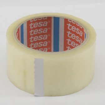 adhesive tape 48mm/50m TESA 4280 transp.