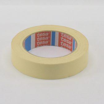 Rag.szalag TESA 4323 25mm/50m  Papír/NK/125my maszkoló 60°C