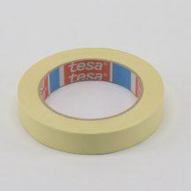 Ragasztószalag TESA 4323 19mm/50m  Papír/NK/125my maszkoló 60°C