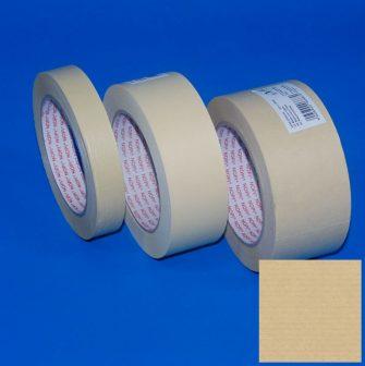 Rag.szalag TESA/NOPI 4349 19mm/50m  Papír/NK/110my maszkoló 50°C