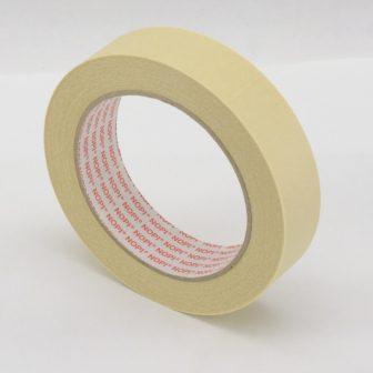 Rag.szalag TESA/NOPI 4349 25mm/50m  Papír/NK/110my maszkoló 50°C