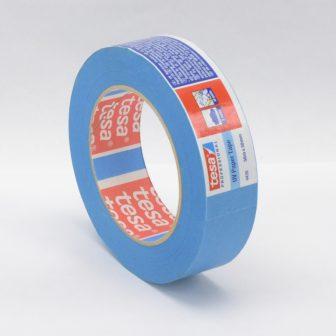Rag.szalag TESA 4435 30mm/50m kék Papír/NK/145my maszkoló