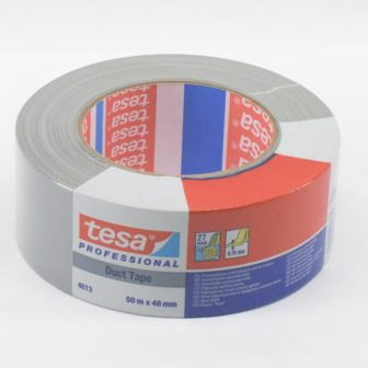 adhesive tape 48mm/50m TESA 4613 hobbyband silver
