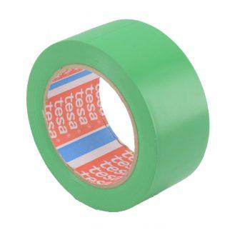 Ragasztószalag 50mm/33m TESA 60760 zöld padlójelölő