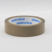 adhesive tape 25mm/66y Sintertop brown
