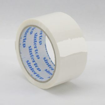 adhesive tape 48mm/66y Sintertop white