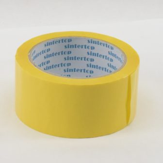 adhesive tape 48mm/66y Sintertop yellow