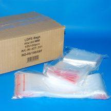 zip bag  80x180 mm