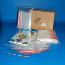 zip bag 200x250 mm