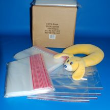 zip bag 250x300 mm