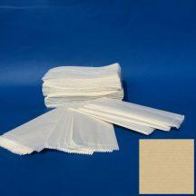 Papír tasak zacskó 70+25x140 mm, 0,05 kg-os