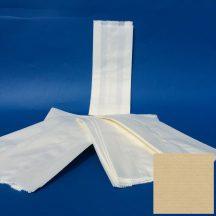 Papír tasak zacskó 80+30x190 mm, 0,2 kg-os