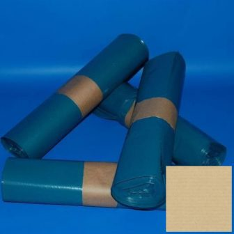 Zsák LDPE/reg 700x1100mm/35mikron, kék, 25db/tek., 250db/#