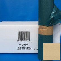 Zsák 575x1000mm/35my LDPE kék