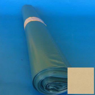 Zsák LDPE/reg 950x1250mm/55my kék redőzött
