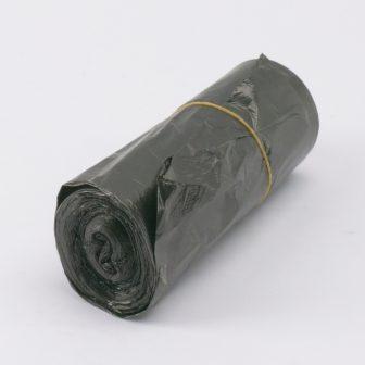 Zsák HDPE 500x600mm, szürke Ulith, 50db/tek., 2000db/#