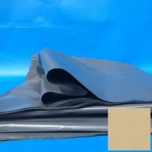 Zsák LDPE/reg 800x1200mm/120mikron fekete, 10db/köteg