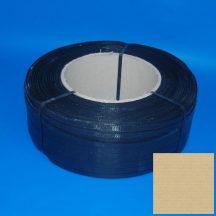 Pántszalag PP 12x0,55mm fekete 3.000 m/tek, 200/190mm