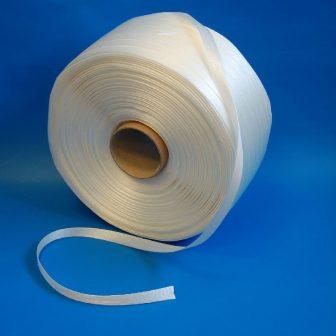 Pántszalag PES-szövet hotmelt 13mm/1100m standard