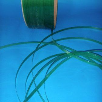 Pántszalag PET 12,0x0,6mmx2500m 910/H zöld 406mm, 260kg