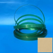 strapping tape PET 15,5x0,7mmx1750m green 406mm spool