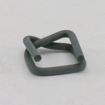 Pántcsat fém foszfátos 16 mm