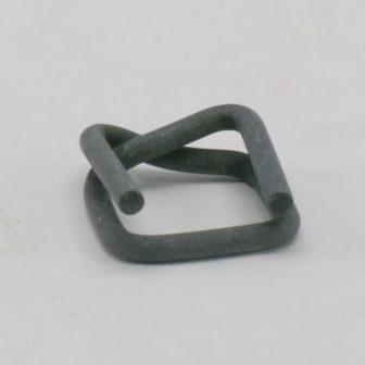 Pántcsat fém foszfátos 16 mm, 1000db/doboz