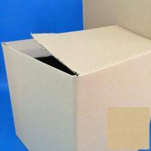Kartondoboz 249x165x0-60 mm 3 rétegű A5+ méretű (univerzális papírdoboz)