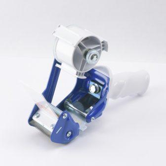 Rag.szalag 50mm-ig  letekerő kék