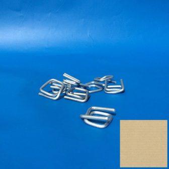 Pántcsat fém 19 mm, 1000db/doboz