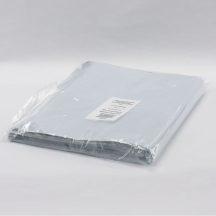 Futártasak 305x450+50mm fehér/fekete