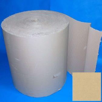 corrugated paper duplex, roll 80cm