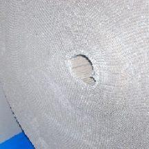 Hullámpapír kétrétegű, tekercsben 120cm