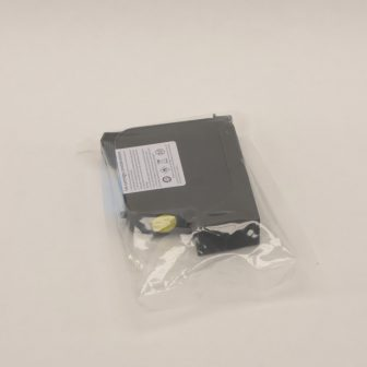 Kézi tintasugaras nyomtató ipari tinta (solvent) 25mm SÁRGA